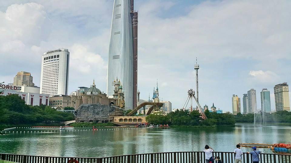 Cea mai inalta cladire din Coreea de Sud va avea 555 metriCea mai inalta cladire din Coreea de Sud va avea 555 metri
