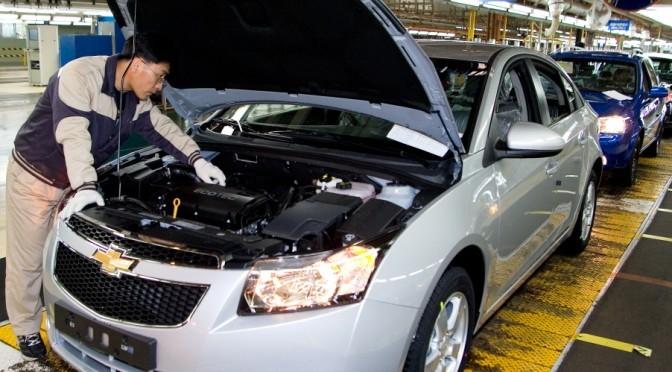 Chevrolet lanseaza modelul Impala in Coreea